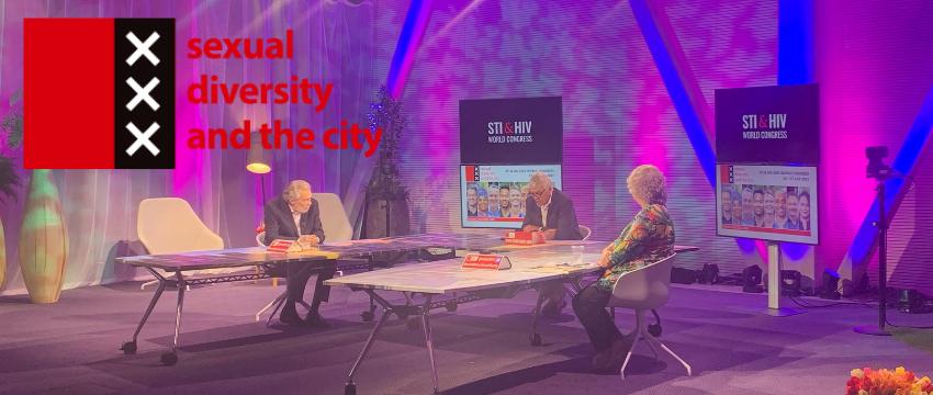 Sexual diversity and the city – STI & HIV 2021 World Congress – Virtual Edition