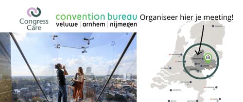 Congress Care partner van Convention Bureau Gelderland!