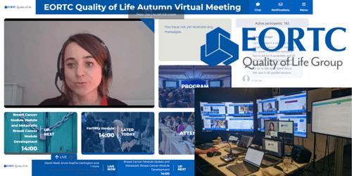 EORTC Quality of Life Autumn Virtual Meeting