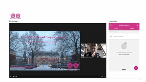 Online Dutch Breast Surgeons Course