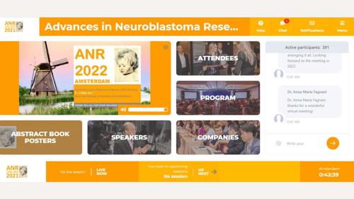 ANR (Advances in Neuroblastoma Research) Webinars