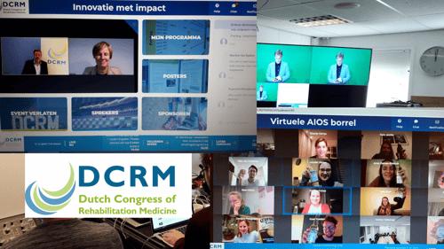 Online DCRM (Dutch Congress of Rehabilitation Medicine)