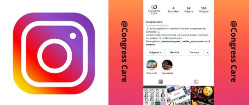 Congress Care op Instagram!